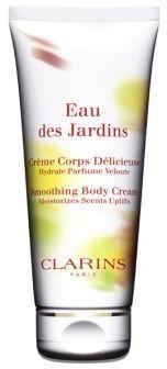 Clarins Eau des Jardins Smoothing Body Cream/3.3 oz.