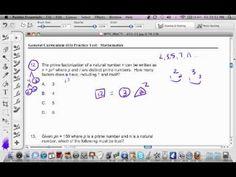 MTEL Gen. Curriculum Practice Test Problem # 12 - Chris Abraham