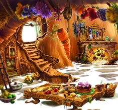 in the realm of the never fairies the secret world of pixie hollow - Google Search