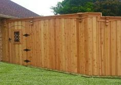 Custom Board On Board Fence Traditional Privacy Fences