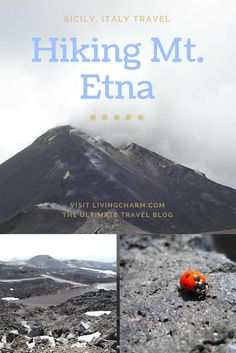 Hiking Mount Etna in Sicily | Italy