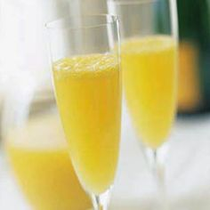 Getting day drunk is far more acceptable when it involves mimosas. That's just classy.