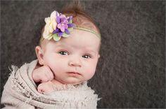 Petite Lavender Headband