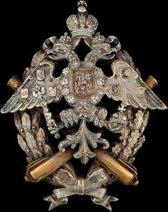 Знак об окончании Офицерской артиллерийской школы