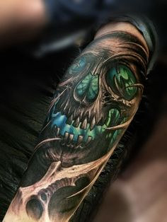 Tattoo by Stepan Negur