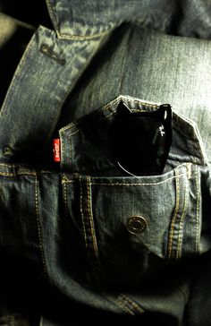 Perfect Fit  #jeans jacket