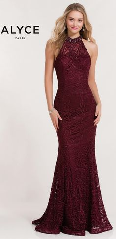 Evening Dresses Prom Dresses by ALYCE PARIS<BR>aay6879<BR>