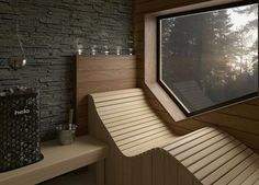 On the off chance that you need the wellbeing and health advantages of steam without heading off to the spa, at that point you can either purchase a home unit pre manufactured or make your own sauna design. Steam Showers Bathroom, Bathroom Spa, Bathroom Rugs, Bathroom Hooks, Sauna Steam Room, Sauna Room, Spa Interior, Bathroom Interior Design, Mini Sauna