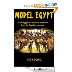 {Free today 5.1.2013. May not be free later or tomorrow, so grab now.} MODEL EGYPT Little Egypt in a breakout adventure from the Egyptian museum