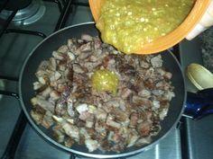 ¿Qué hacer con la carne asada que queda del fin de semana?. Aquí la receta: www.recomelona.wordpress.com