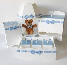 Baby Nursery Decor, Baby Bedroom, Baby Decor, Baby Crafts, Diy And Crafts, Kit Bebe, Baby Box, Pretty Box, Clever Diy