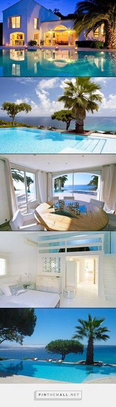 Villa Just Fabulous- St. Tropez & The Var- WIMCO Villas, 5 bed 5 baths #sttropez #europe #france #travel #vacation #villarentals