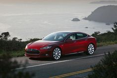 Telsa S - 2013 Motor Trend Car of the Year --- While there is still doubt about the future success for Tesla, Motor Trend gives the Model S Car of the Year for 2013.