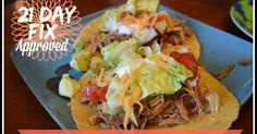 Committed to Get Fit: 21 Day Fix Pork Carnitas Recipe