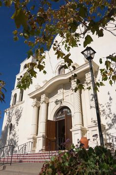 Church of the Immaculate Conception. Old Town, San Diego.