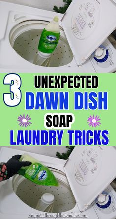 Diy Home Cleaning, Household Cleaning Tips, Household Cleaners, Cleaning Recipes, House Cleaning Tips, Cleaning Hacks, Diy Cleaners, Cleaners Homemade, Dawn Dish Soap
