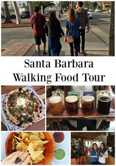 Santa Barbara Walking Food Tour with Eat This, Shoot That!