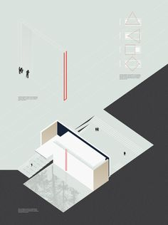 architecture studio I: eyes want to caress. by maitham almubarak, via Behance
