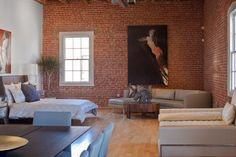 Loft Apartment Brick inspirational designs « Design Shuffles blog | High Quality PC Dekstop Full HD Wallpapers