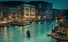 Venice, Italy most beautiful places in the world