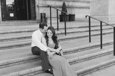 Boston Engagement / Kyle & Mackenzie / Ruth Eileen Photography
