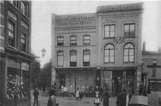 Gebouw de Zon waarin Vroom & Dreesman gevestigd zat.