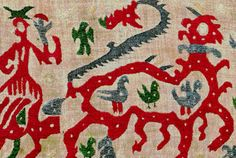Greek Embroidery 17th 19th Century Atopos