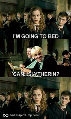 Can I Slytherin