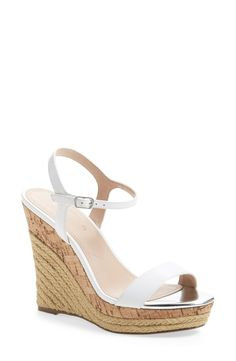 cf918addf7cdd2 Charles by Charles David  Arizona  Espadrille Wedge (Women) Wedge Wedding  Shoes