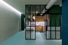 Gallery of Green Apartment / Special Project Venediktov  - 1