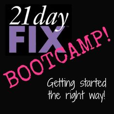 21 Day Fix Bootcamp - I've lost 70+ pounds on the program and I know what works!  I'll share my tips and tricks with you in this 14 day bootcamp to get your program started right!  http://sublimereflection.com