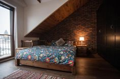 Rustique Purple, Bed, Interior, Furniture, Home Decor, Rustic Feel, Decoration Home, Stream Bed, Room Decor