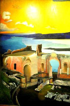 #Csontváry Post Impressionism, Art School, Paths, Drawings, Painting, Inspiration, Ranges, Biblical Inspiration, Painting Art