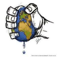 El Impacto Ambiental De Las Poblaciones Humanas Contaminacion Ambiental Dibujos Dibujos Medio Ambiente Dibujo