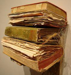 Dolan Geiman's sketchbooks.