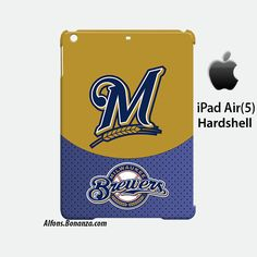 Milwaukee Brewers iPad Air 5 Hardshell Case
