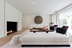 Obumex | Interior | Living Room | White | Furniture Design