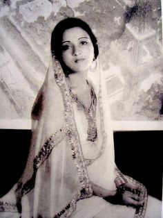 Rani Sita Devi of Kapurthala (1915−2002), also known as Princess Karam, was widely regarded as one of the most glamorous and beautiful and best dressed women of her day. She was a muse to and inspired among others Man Ray, Cecil Beaton and Elsa Schiaparelli. - ♥ Rhea Khan