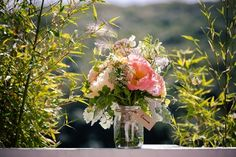 Relaxed festival wedding in Cornwall, with seasonal wedding flowers, giant flags, and an outdoor wedding ceremony. Summer Flowers, Colorful Flowers, Outdoor Ceremony, Wedding Ceremony, Cornish Wedding, Coral Peonies, Vintage Wedding Theme, Wedding Company, Festival Wedding