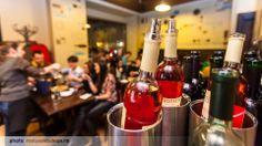 Wine tasting @Leslie Mariani  #winetasting # cafecorso # oprisor