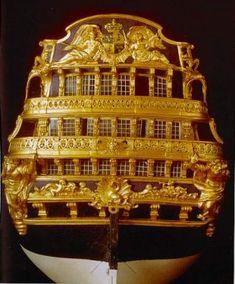 poupe du Dauphin Royal