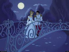 Parler avec vous sur un pont au claire de lune.