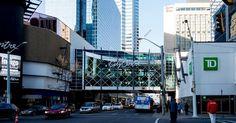 Shoppings e Outlets em Edmonton #viagem #canada #viajar
