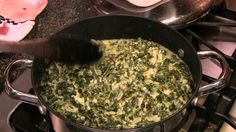 Spinach Crab Dip -- Watch T-ROY COOKS create this delicious recipe at http://myrecipepicks.com/2510/T-ROYCOOKS/spinach-crab-dip/