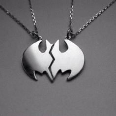 One half will be for me and the other half will be for my husband when I grow up!! As one we are superheroes!! And he is my batman