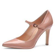 Evita Shoes Escarpins femme 34, rose: Amazon.fr: Chaussures et Sacs