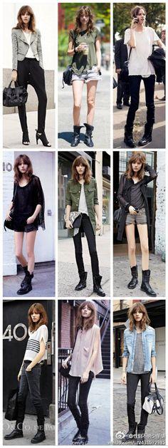 My love Freja cool style