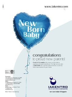 Advertising - TIEM ADV - Creative Group Congratulations Baby, New Parents, Magazines, Advertising, Success, Joy, Group, Creative, Journals