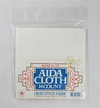 Aida 14 Count White x cm x cm Super Value Huck Towels, Cross Stitch Fabric, Guest Towels, Red Christmas, Counting, Needlework, Tapestry, Fabrics, Clothes