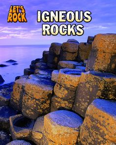 Igneous Rocks / [eBook] by Chris Oxlade